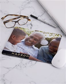 gifts: Personalised Modern Photo Mousepad!