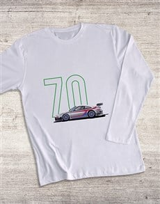 gifts: Personalised Year Car Long Sleeve T Shirt!
