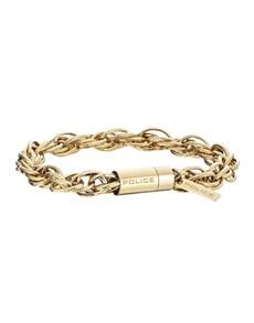 jewellery: Police Gold Temptation Bracelet!