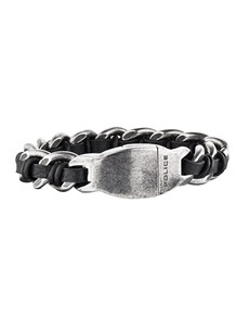 jewellery: Police Jewellery Black Shock Bracelet!