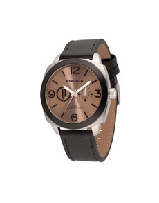watches: Police Context Brown Gents Watch!
