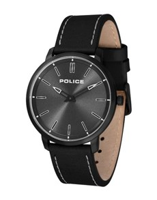 watches: Police Gents Clout Black Watch!