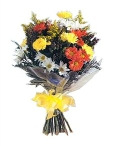 flowers: Golden Day Bouquet!