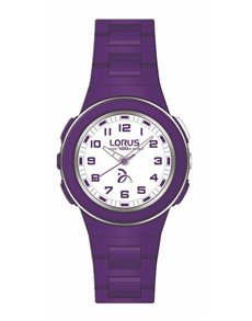 watches: Lorus Analogue Djokovic Purple Watch!