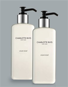 gifts: UTL Charlotte Rhys Liquid Soap!