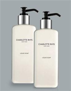 essentials: NO Seventeen Charlotte Rhys Liquid Soap!