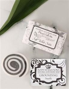 essentials: Classic Glycerine Soap Luxury!