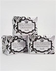 essentials: Blissful Vanilla Soap Bar Set!