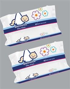 essentials: Bennets Wet Wipe Pack!