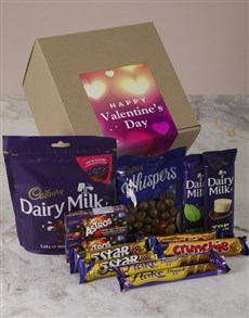 gifts: Valentines Day Chocolate Treasure Box!