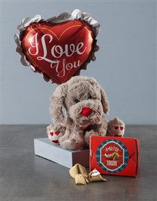 gifts: Fortunate To Love You Hamper!