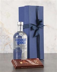 gifts: Amazing Absolut Vodka Hamper!