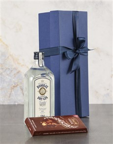 gifts: Bombay Dry Gin Gift Hamper!