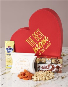 gifts: Mothers Day Heart Hamper!