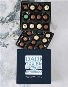 gifts: Fathers Day Abundance Of Chocolate Tray Box!