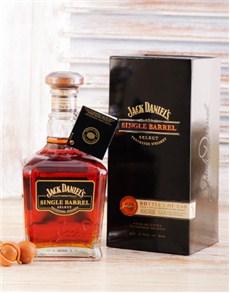gifts: Jack Daniels Single Barrel!