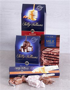 gifts: Sally Williams Nougat Gift Hamper!