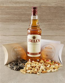 gifts: Bells Whiskey Hamper!