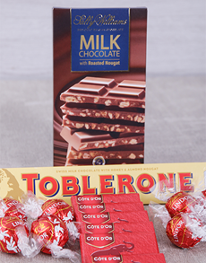 gifts: The Chocolate Box!