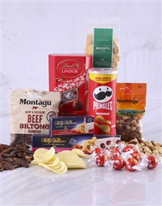 gifts: Snacking Favourites Gift!