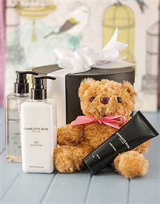 gifts: Charlotte Rhys St Thomas Luxurious Essentials!