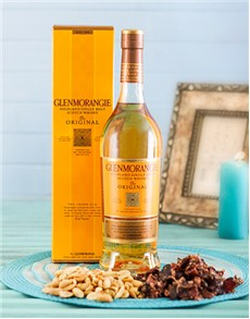 gifts: Glenmorangie with Biltong and Nuts!