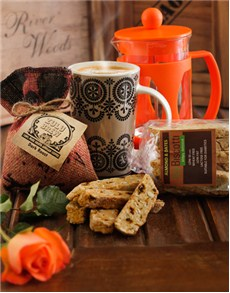 Gifts and Hampers - All Gifts: Coffee Plunger and Coffee Gift Hamper!