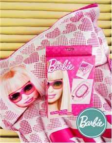 Gifts and Hampers - All Gifts: Barbie Boat and Lilo!