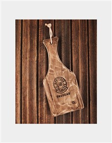 gifts: Trudeau Small Baguette Board with Handle!