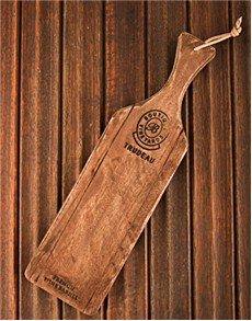 gifts: Trudeau Medium Baguette Board with Handles!