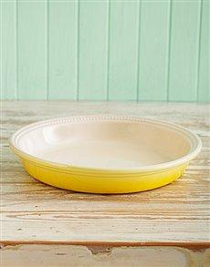 gifts: Le Creuset 26cm Pie Dish   Soleil!