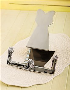gifts: Carrol Boyes Recipe Book Stand Whats Cookin!