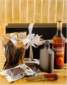 gifts: Klipdrift and Biltong Hamper!