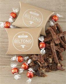 best-sellers: Biltong and Sweetness Box!