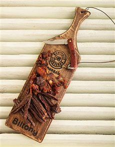 gifts: Trudeau Board with Assorted Biltong!