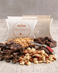 gifts: Snack Box of Biltong and Nuts!