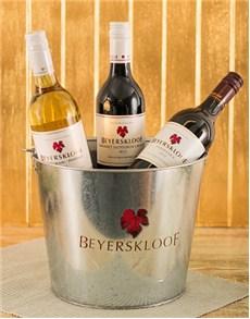 gifts: Beyerskloof Ice bucket Wine Set!