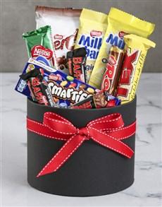 flowers: Hat Box Treat Gift!