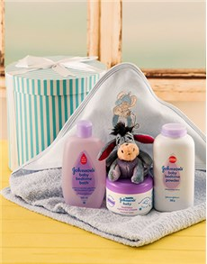 for Baby - Hampers and Gifts: Eeyore Bath Time Pamper Set for Boys!