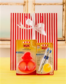 for Baby - Hampers and Gifts: Baby Teeth Care Hamper!