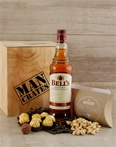 gifts: Bells Man Crate!