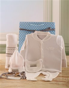 Gifts and Hampers - All Gifts: Baby Poogy Boy Hamper!