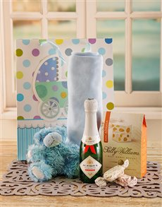 for Baby - Hampers and Gifts: Celebrating The New Baby Boy!