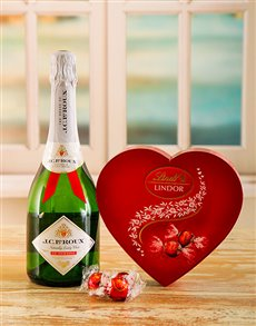 gifts: JC Le Roux and Lindt Gift Set!