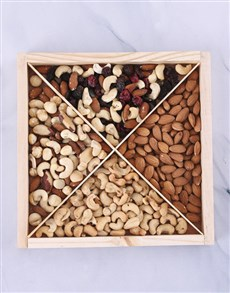 flowers: Nuts About you Tray!