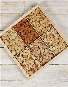 flowers: Nut Variety Platter!