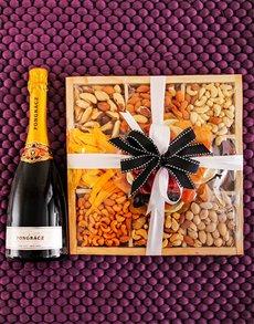 gifts: Pongracz Mixed Fruit and Nut Box!