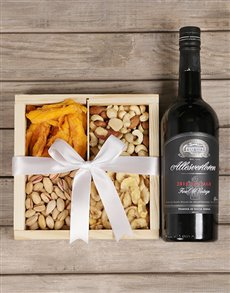 gifts: Allesverloren Snack Attack Nut Hamper!
