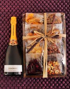 gifts: Pongracz Mixed Fruit and Nut Tray!