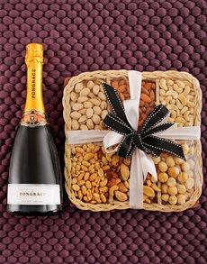 gifts: Pongracz & Nut Tray!